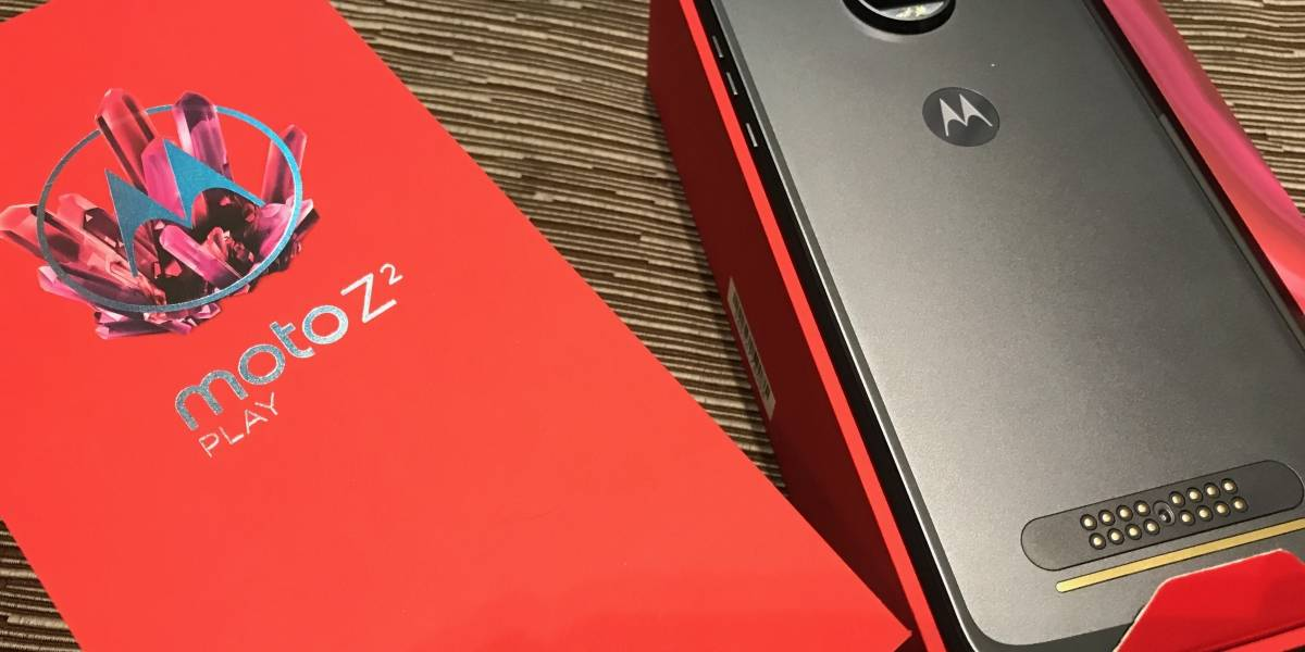 El Moto Z2 Play ya está disponible en Chile