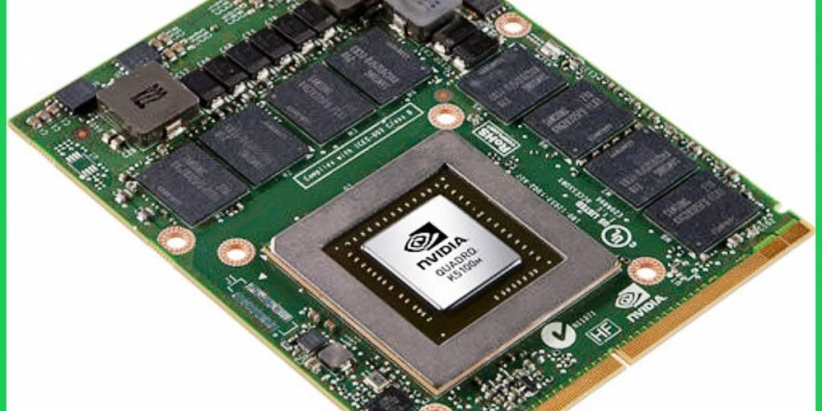 Eurocom agrega una Quadro K5100M a workstation portátil Neptune 3.0