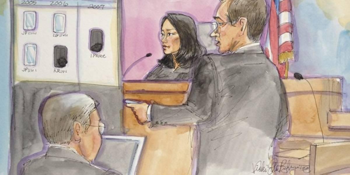 """Jueza Koh a abogado de Apple: """"Está fumando crack?"""""""