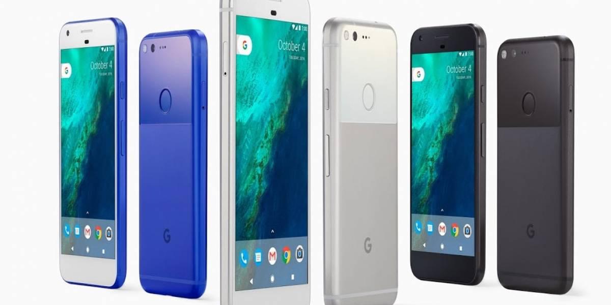 Google Pixel llegará a México a un precio de USD $920