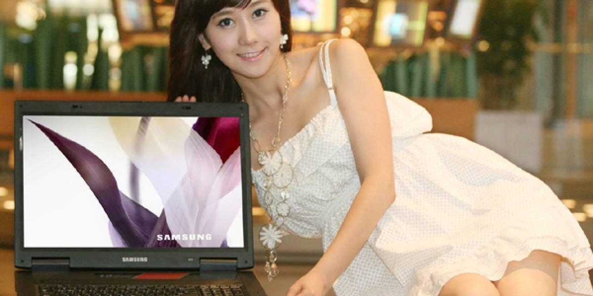"""Samsung G25 de 19 pulgadas: nueva definición de """"portátil"""""""