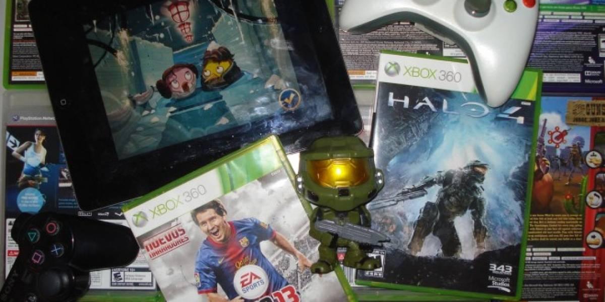 Desquítese: Aquí nuestra lista completa de los juegos más esperados para 2013