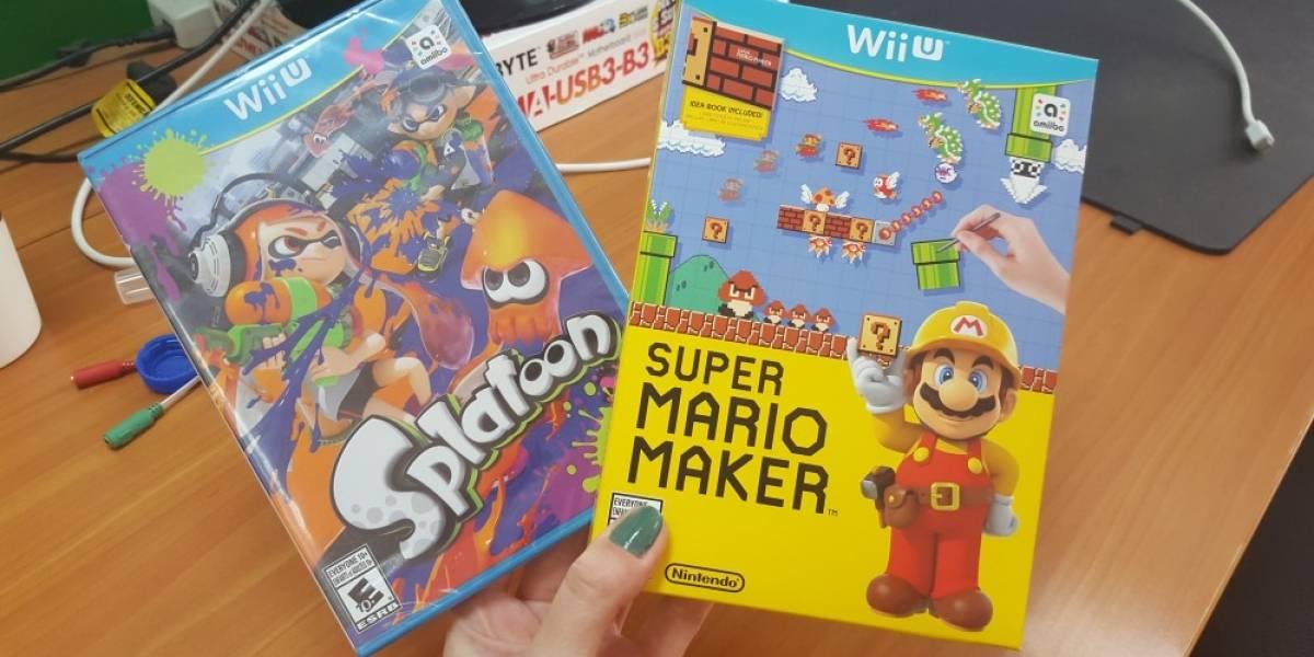 Y el ganador del concurso de Splatoon y Super Mario Maker es...