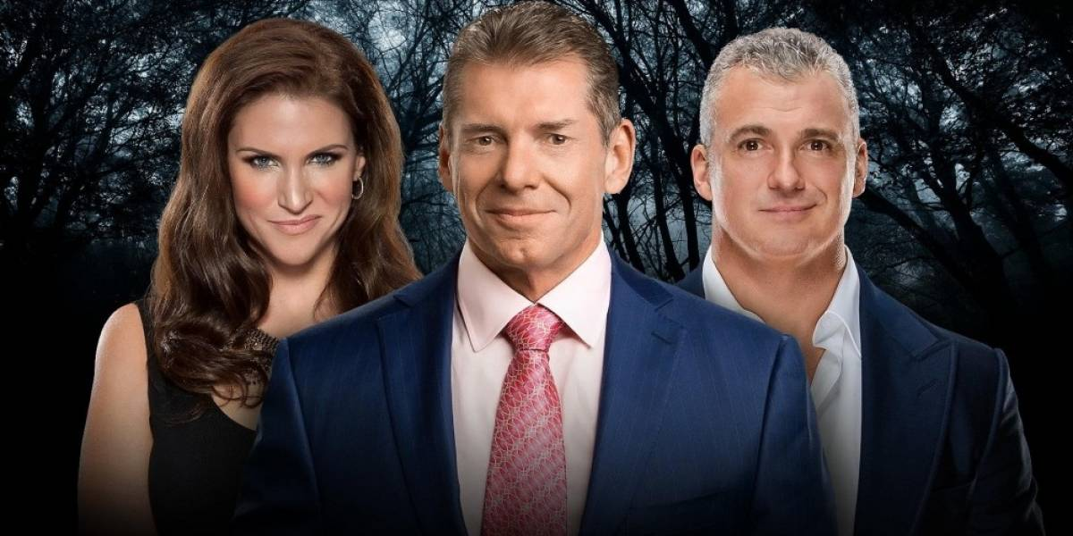 Stephanie, Shane y Vince McMahon confirmados para WWE 2K17