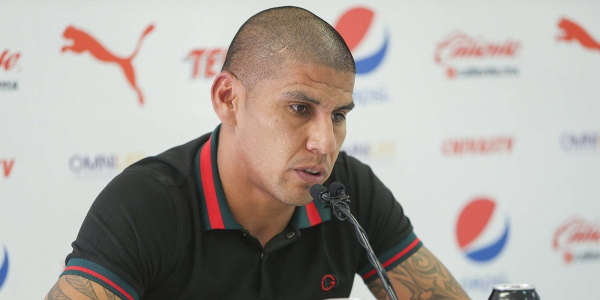 Algo como lo de Alanís, 'no vuelve a pasar': Carlos Salcido
