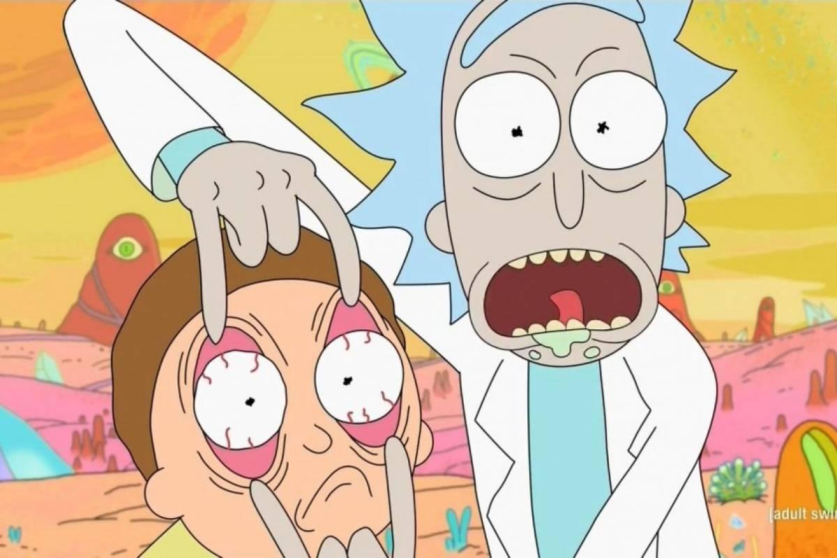 El juego en realidad virtual de Rick and Morty ya tiene fecha de lanzamiento