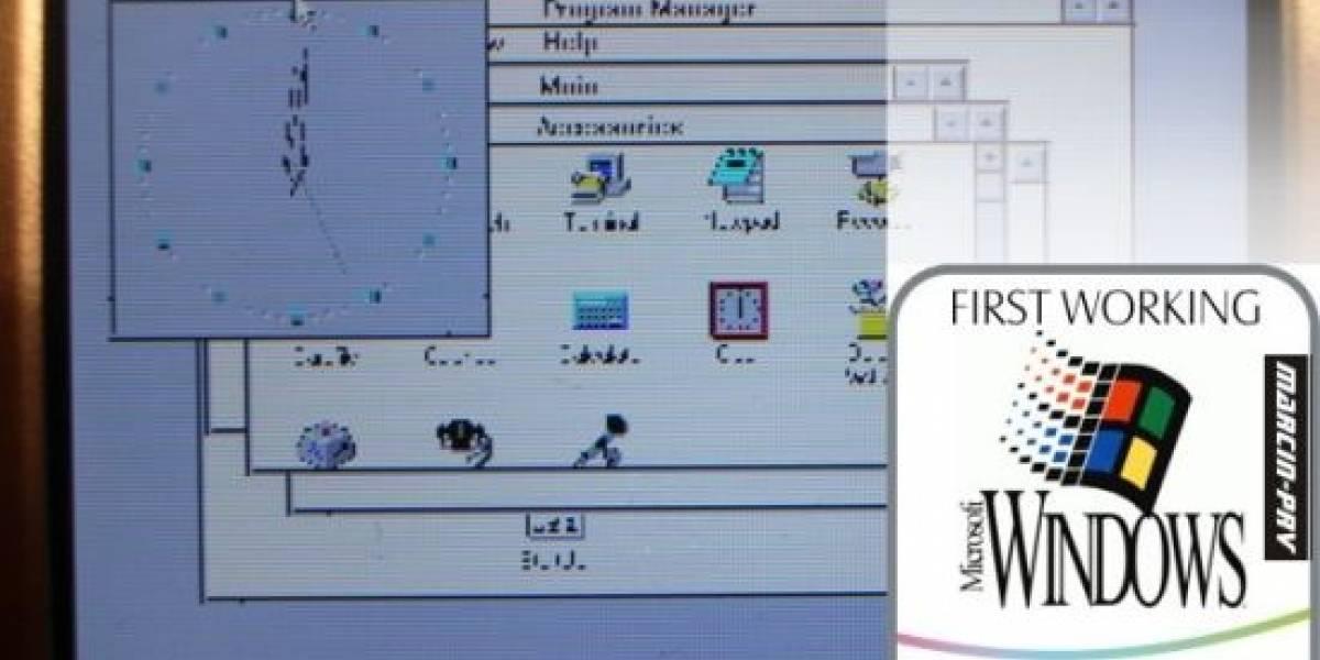 Desde ahora se puede correr Windows 3,1 en un Nokia N95