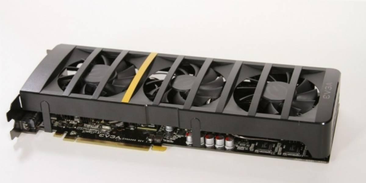 EVGA Geforce GTX 560 Ti 2Win a prueba