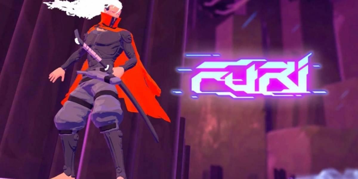 Furi recibe tráiler de lanzamiento llegando a PS4 y a PC