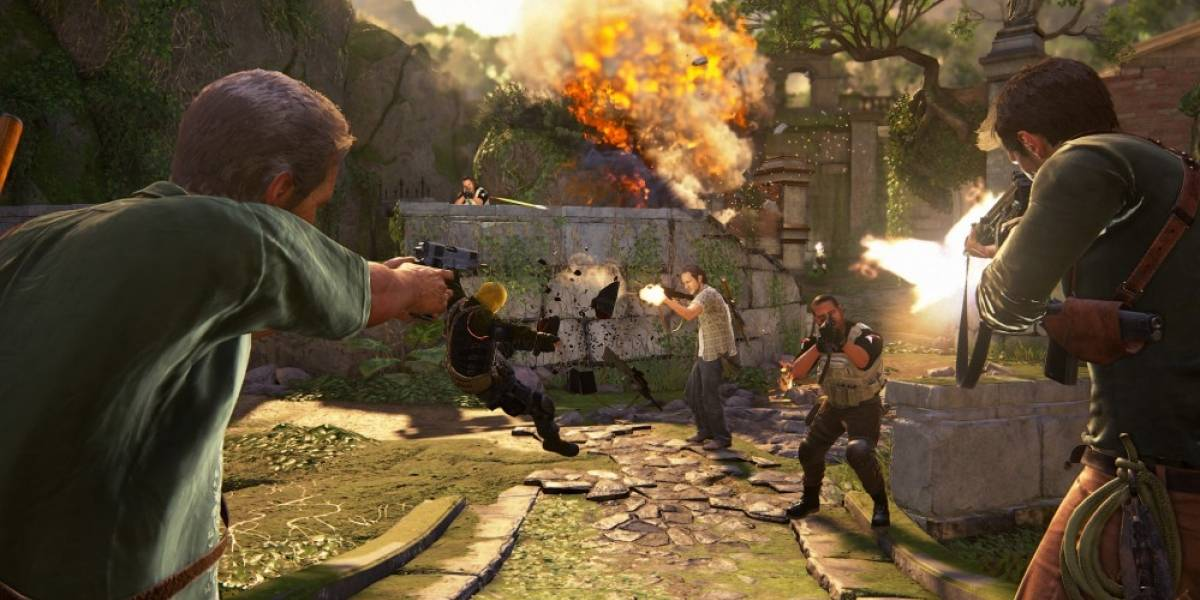 Mira 10 minutos con la jugabilidad de Survival, el nuevo DLC de Uncharted 4