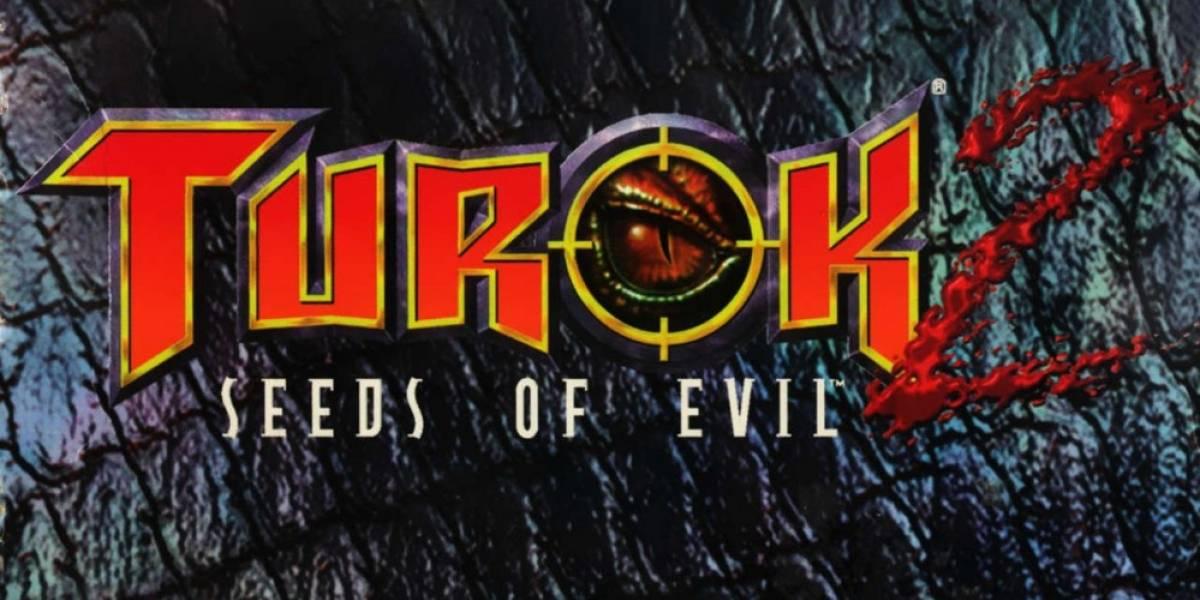 Turok 2: Seeds of Evil remasterizado ya tiene fecha de lanzamiento