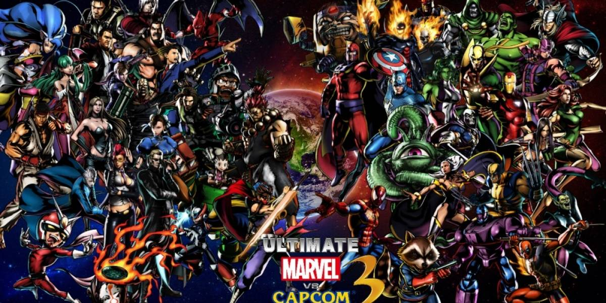 Niubie Laiv: Ultimate Marvel vs. Capcom 3