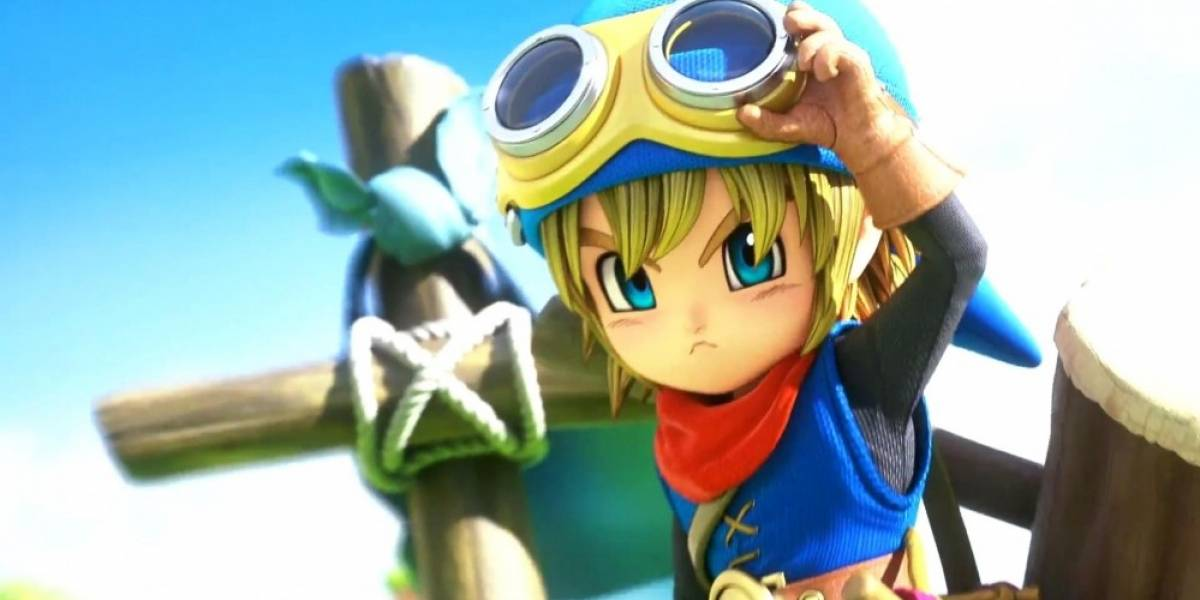 Juega la demo de Dragon Quest Builders en PS4 y PS Vita