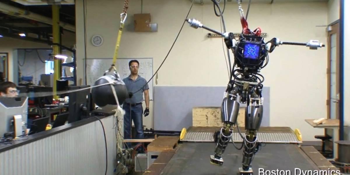Realizan mejoras al robot Atlas: El humanoide más avanzado del mundo