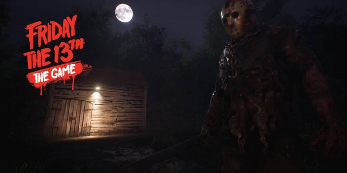 Nuevo tráiler de Friday the 13th: The Game está lleno de gore