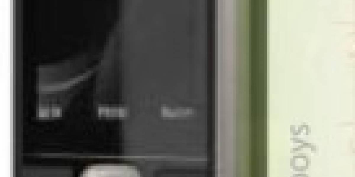 Primera imagen filtrada del Nokia 3720