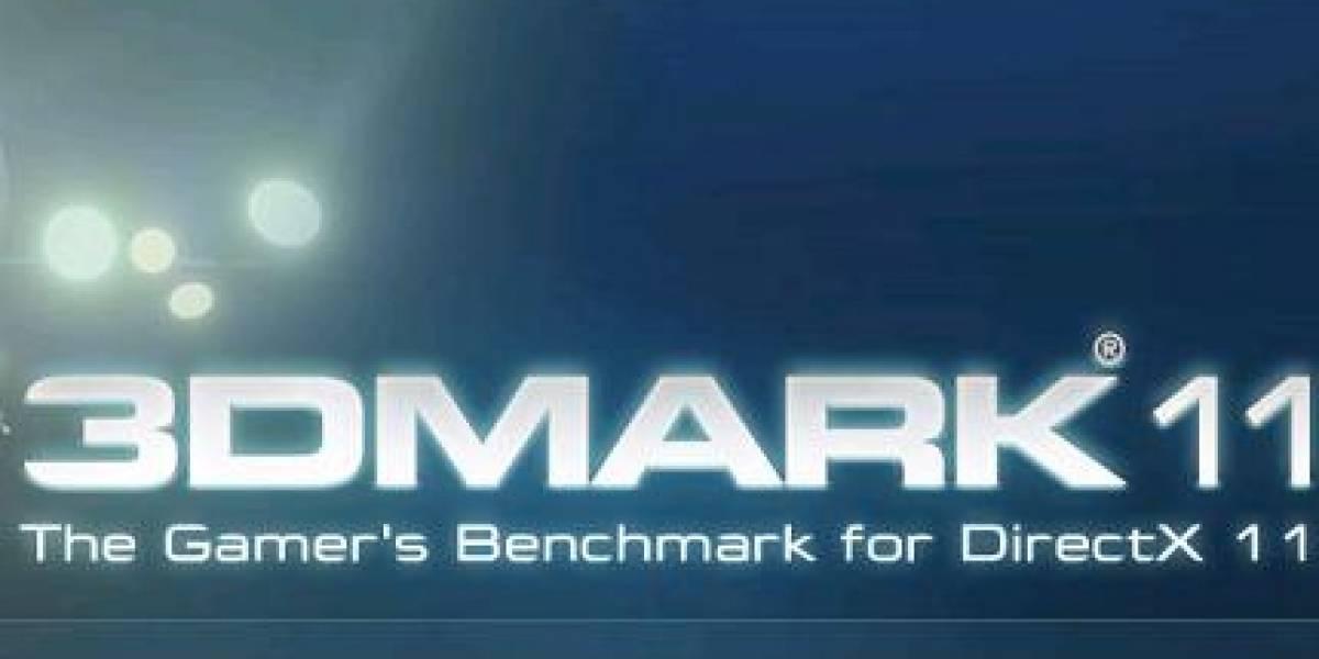 ¿Nvidia tiene una política anti-3DMark 11?