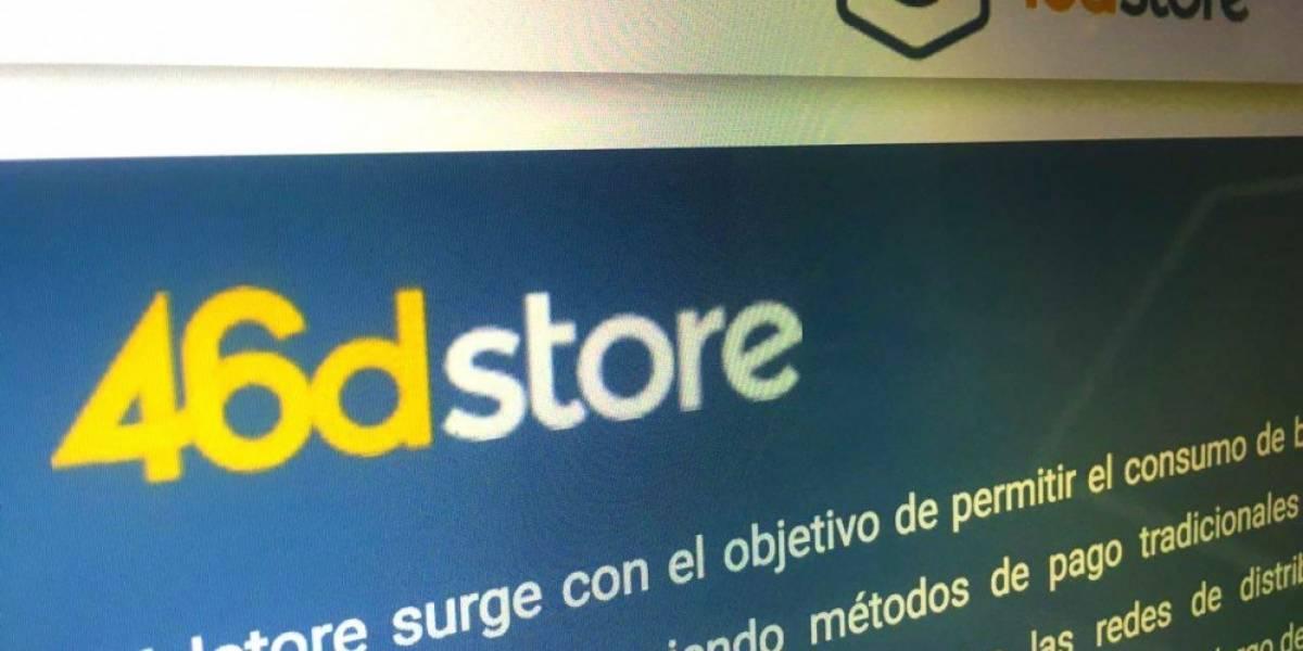 46DStore, el nuevo sitio que permite comprar en Steam pagando en efectivo