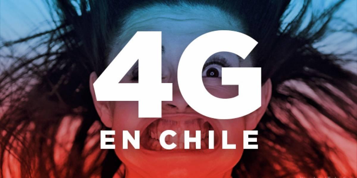 4G en Chile: Expectativas versus realidad