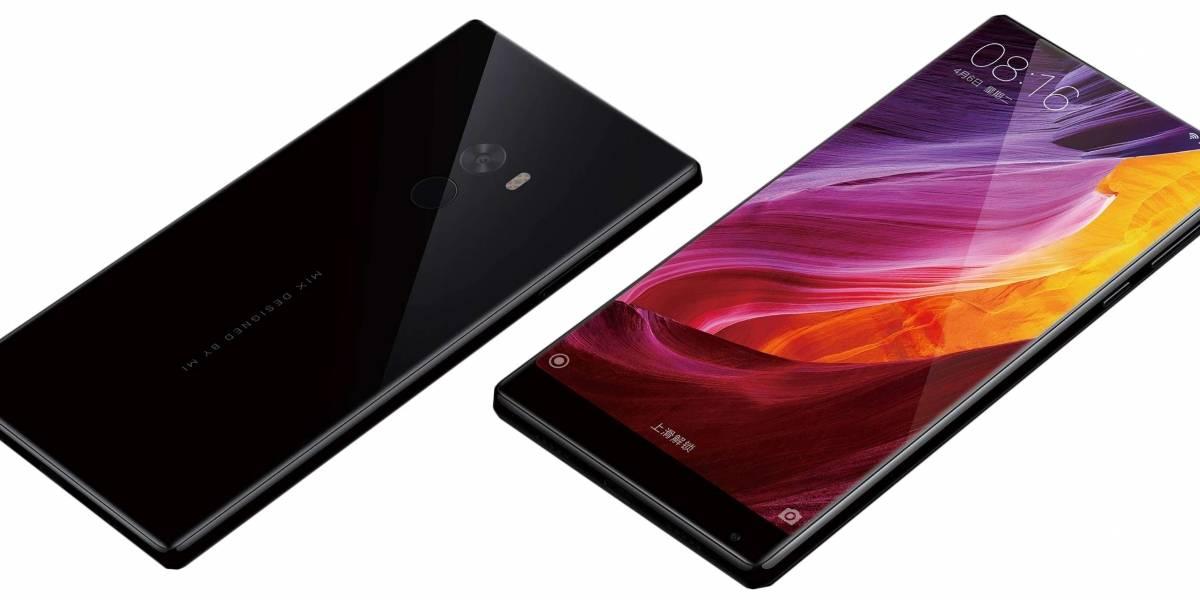 Xiaomi ya trabaja en la segunda generación del Mi MIX