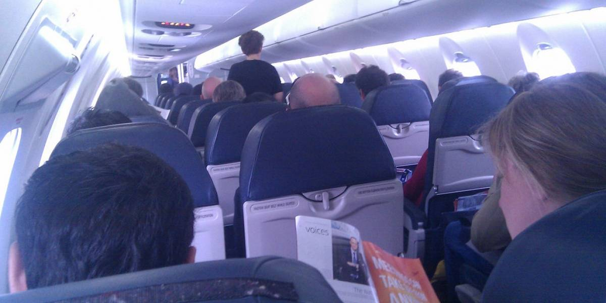 """Ya no es necesario el """"Modo Avión"""" durante los vuelos en Europa"""