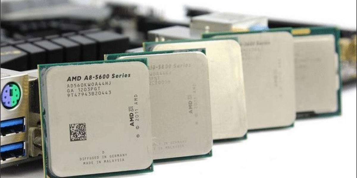 """APU AMD A8-5600K """"Trinity"""" analizado"""
