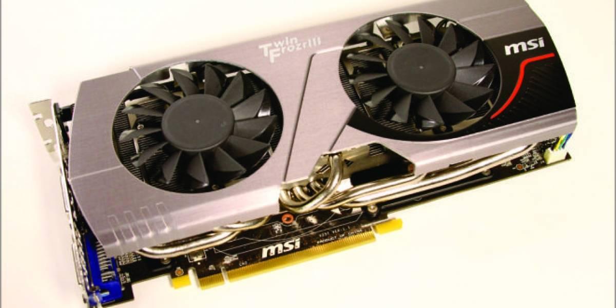 Nvidia lanza su GPU Geforce GTX 560 Ti 448 Cores Limited Edition