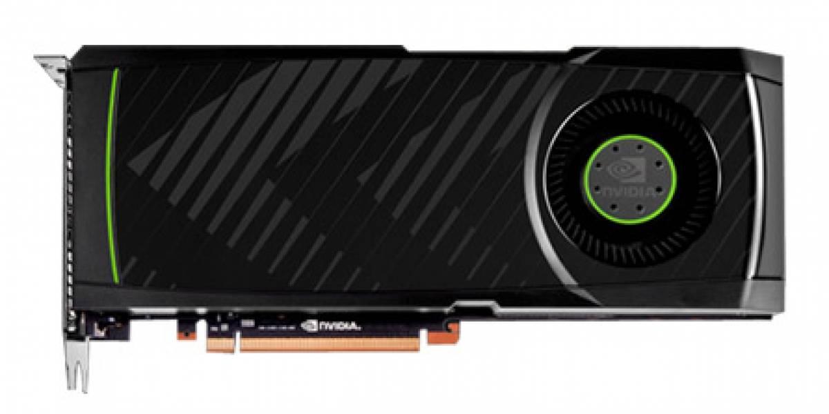 Nvidia Geforce GTX 560 Ti 448SP llegará el 29 de noviembre