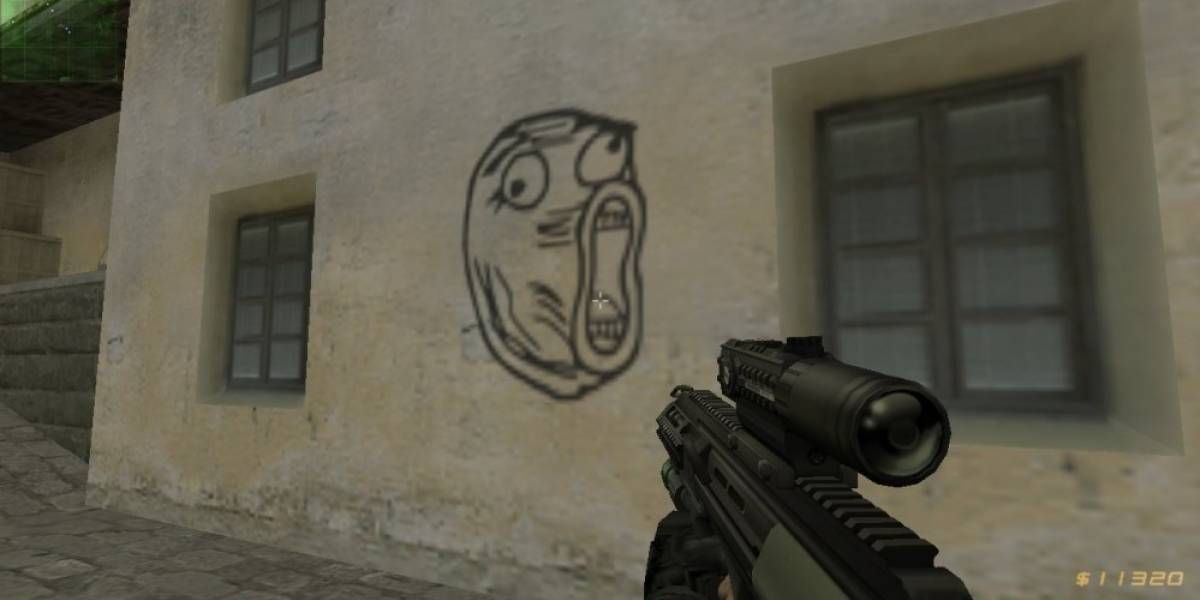 Los spray vuelven a Counter Strike: Global Offensive