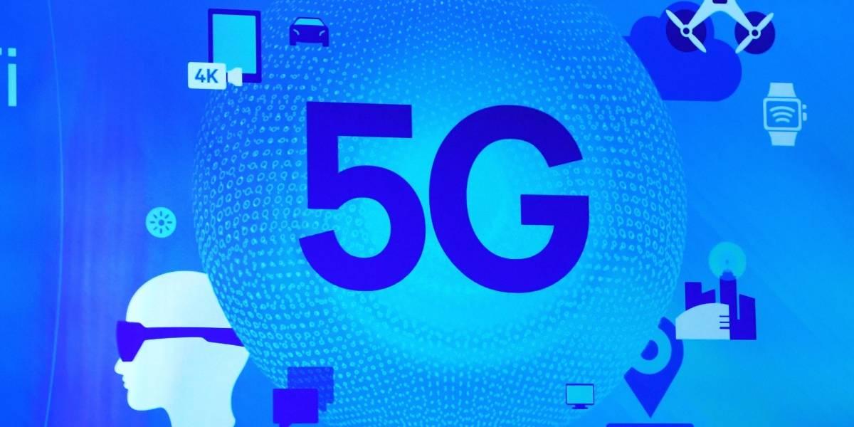 Fuimos a la primera demostración de red 5G en Chile