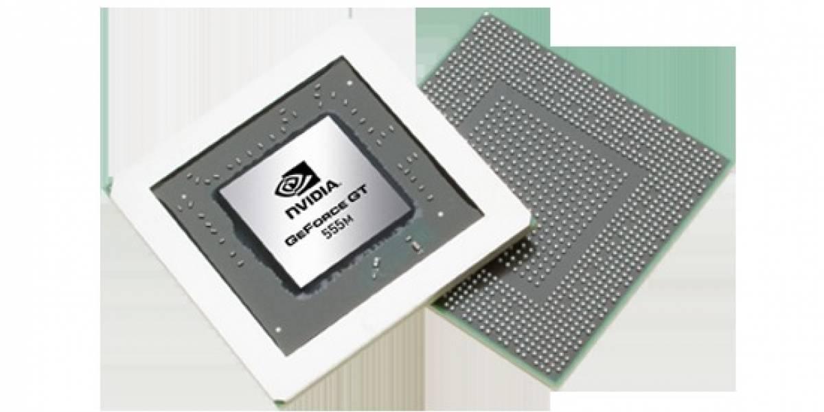 Nvidia Geforce 600M Series llegan el 6 de diciembre y no están basadas en Kepler