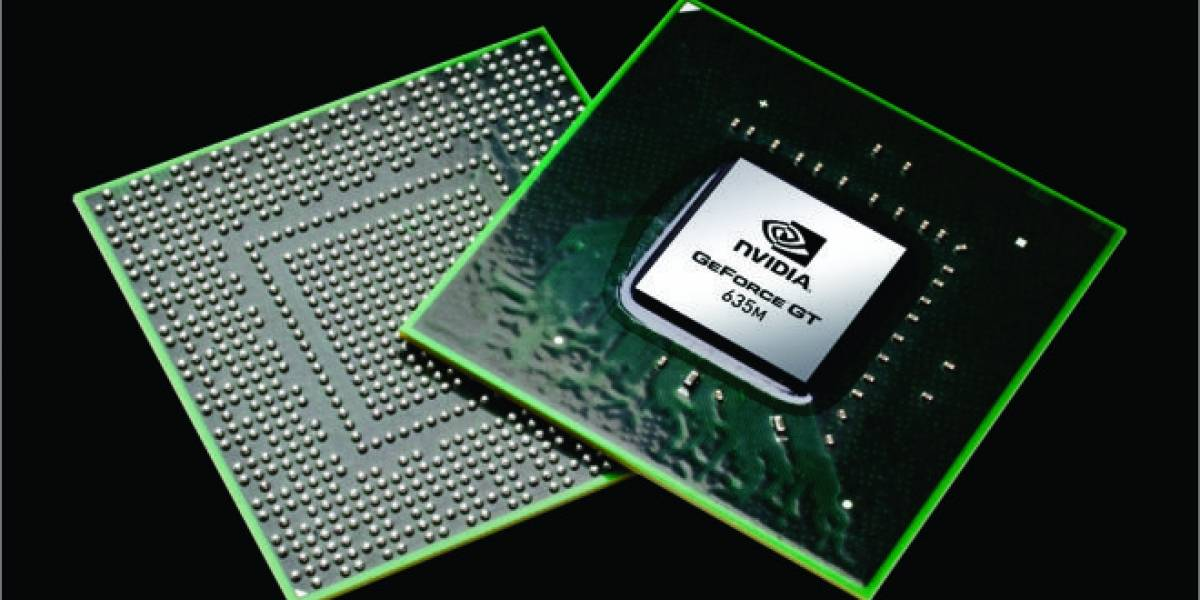 Nvidia lanza sus GPUs Geforce 600M Series