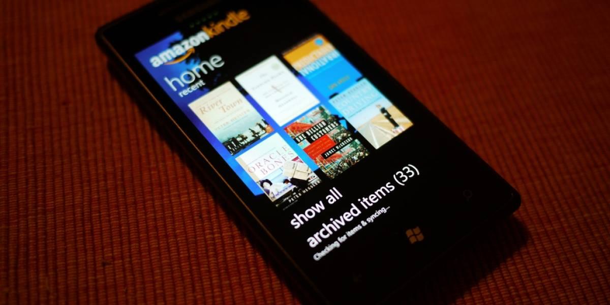 "Ex evangelista de Windows Phone se une a Amazon: ¿Indicios de un ""Kindle Phone""?"