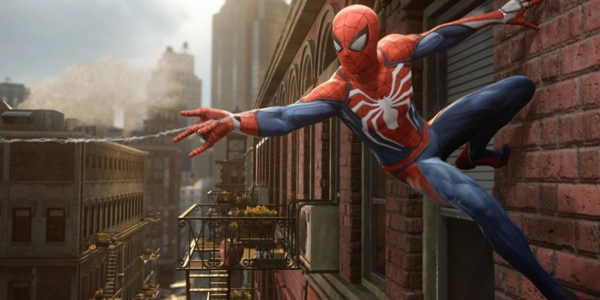 Spider-Man de Insomniac Games se estrenará este año