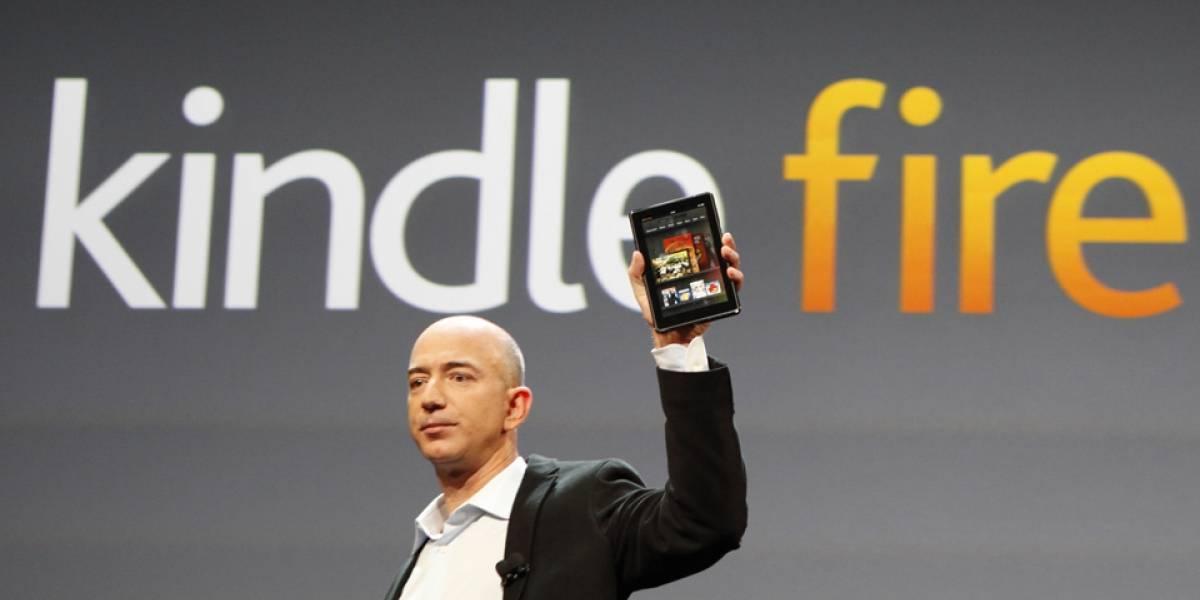 Amazon anuncia sistema de notificaciones 'push' para aplicaciones de Kindle Fire