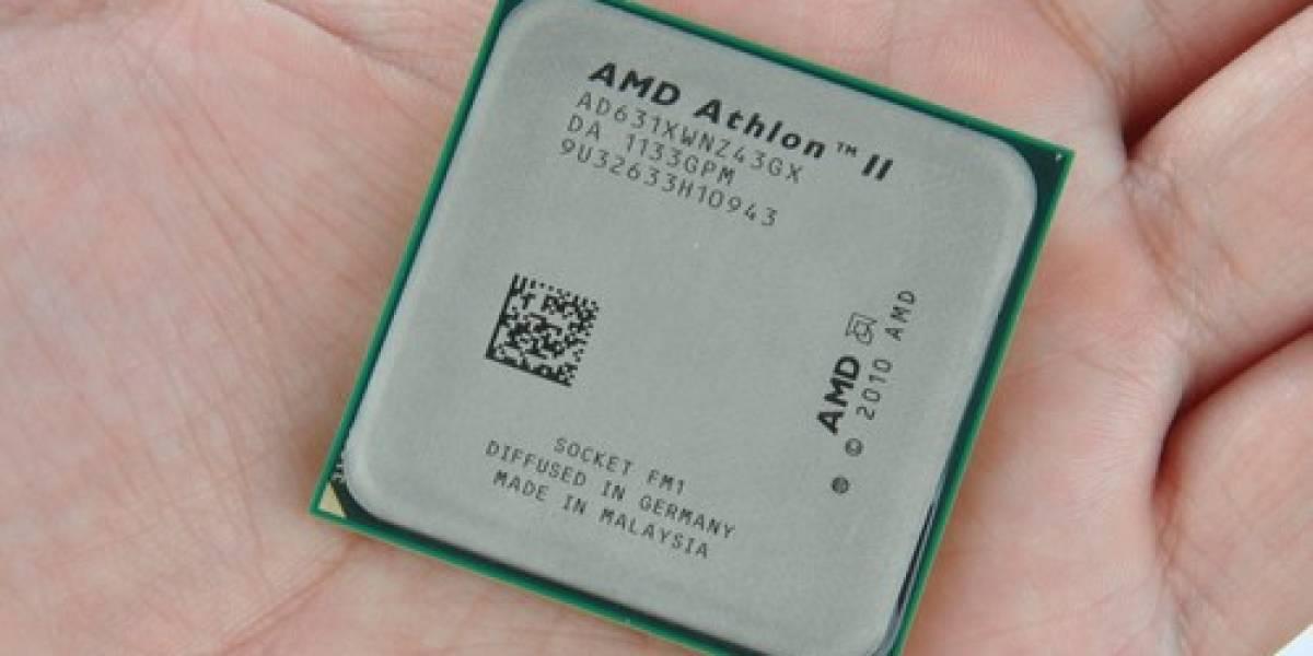 Se vienen nuevos Sempron X2, Athlon II X2 y X4 basados en Llano