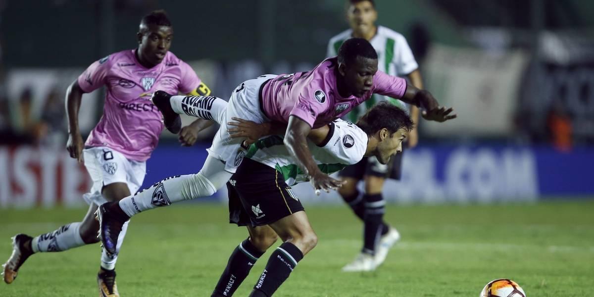 Independiente del Valle empata a Banfield en Copa Libertadores