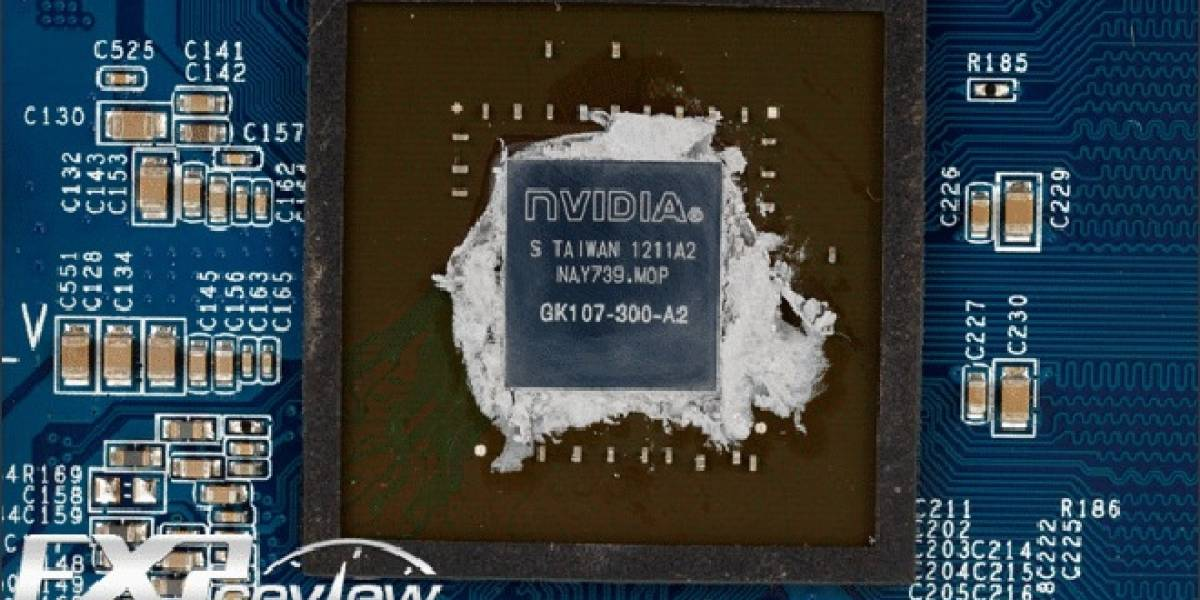 NVIDIA GeForce GT 640 a prueba