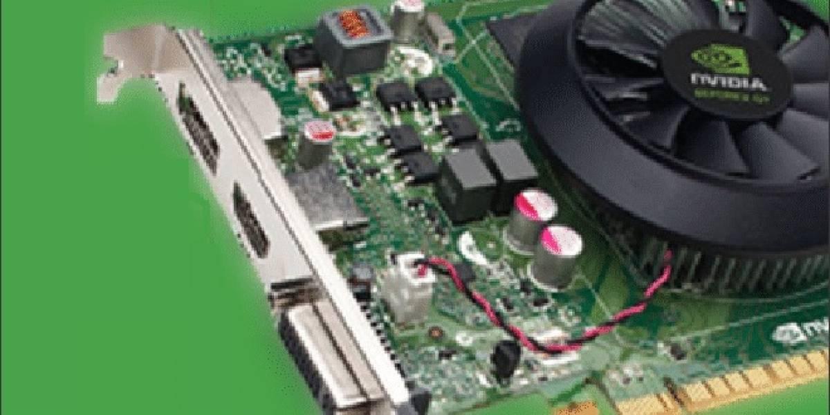 Se filtran las especificaciones del GPU NVIDIA GeForce GT 640