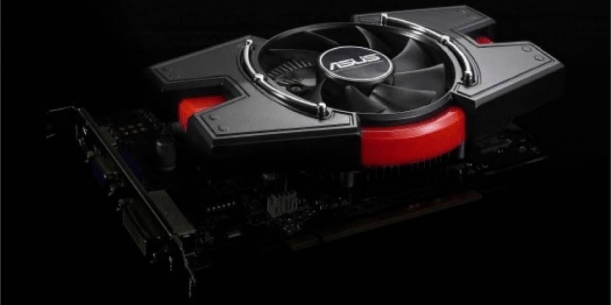 ASUS lanza su nueva tarjeta de video GeForce GTX 650-E