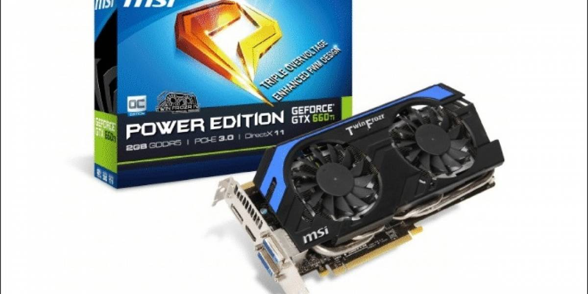 GeForce GTX 660 Ti listada en los controladores NVIDIA GeForce 305.53 Beta