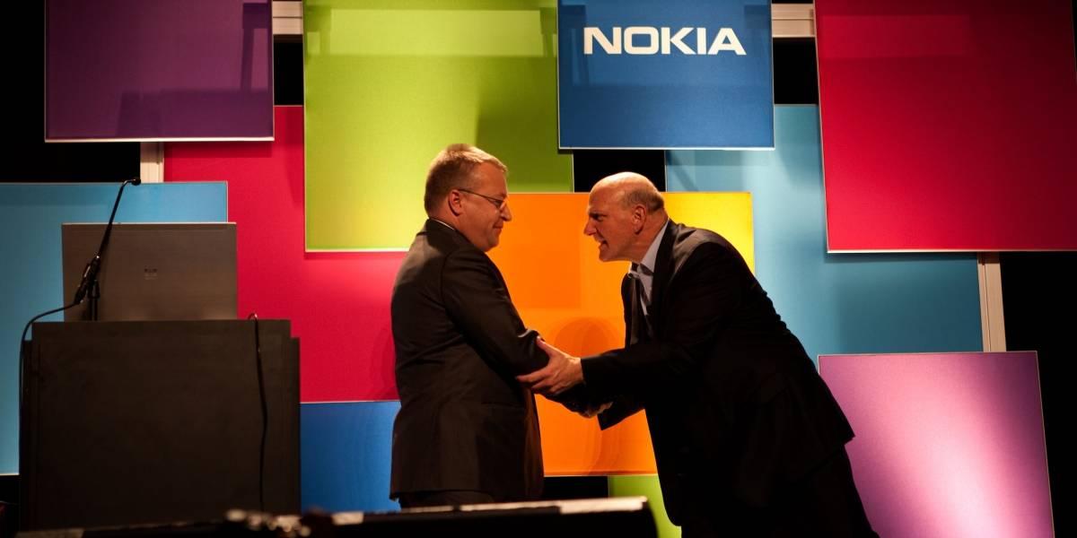 Microsoft compra división de celulares de Nokia en USD$ 7.170 millones