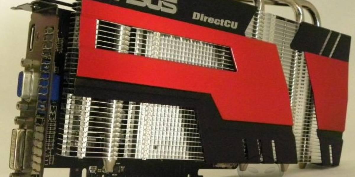 Asus Radeon HD 6770 DirectCU Silent y Gigabyte Radeon HD 6770 Silent Cell