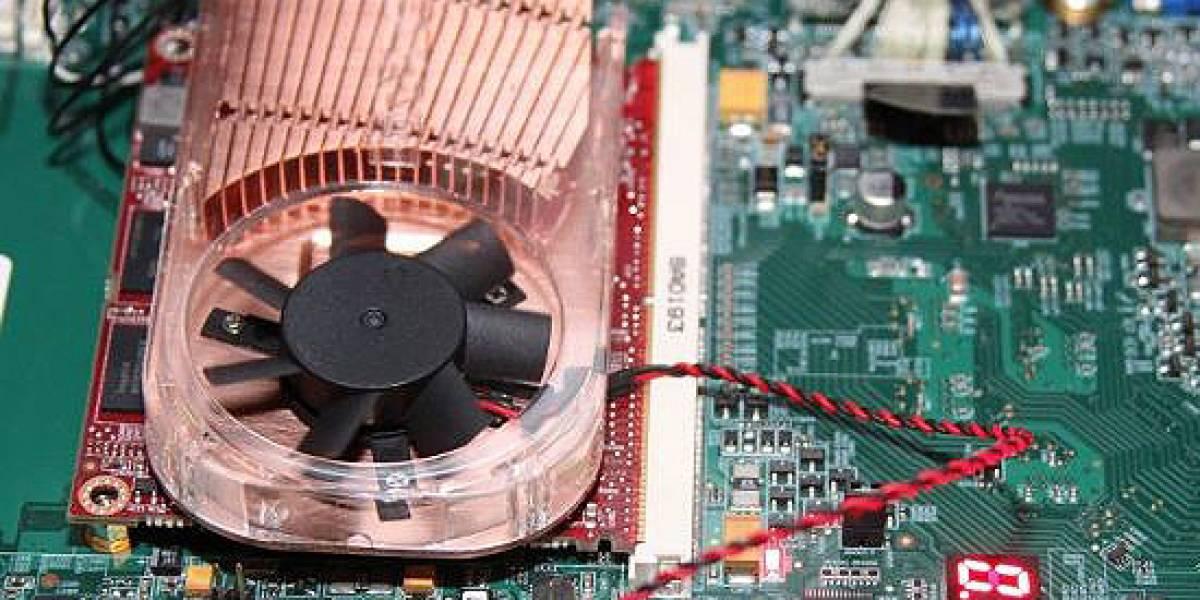 AMD realiza demostración de sus GPUs Radeon HD 7000M