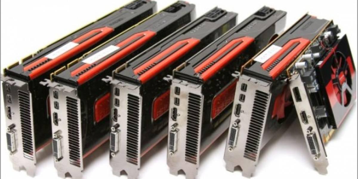 AMD rebaja el precio de sus GPUs Radeon HD 7000 Series