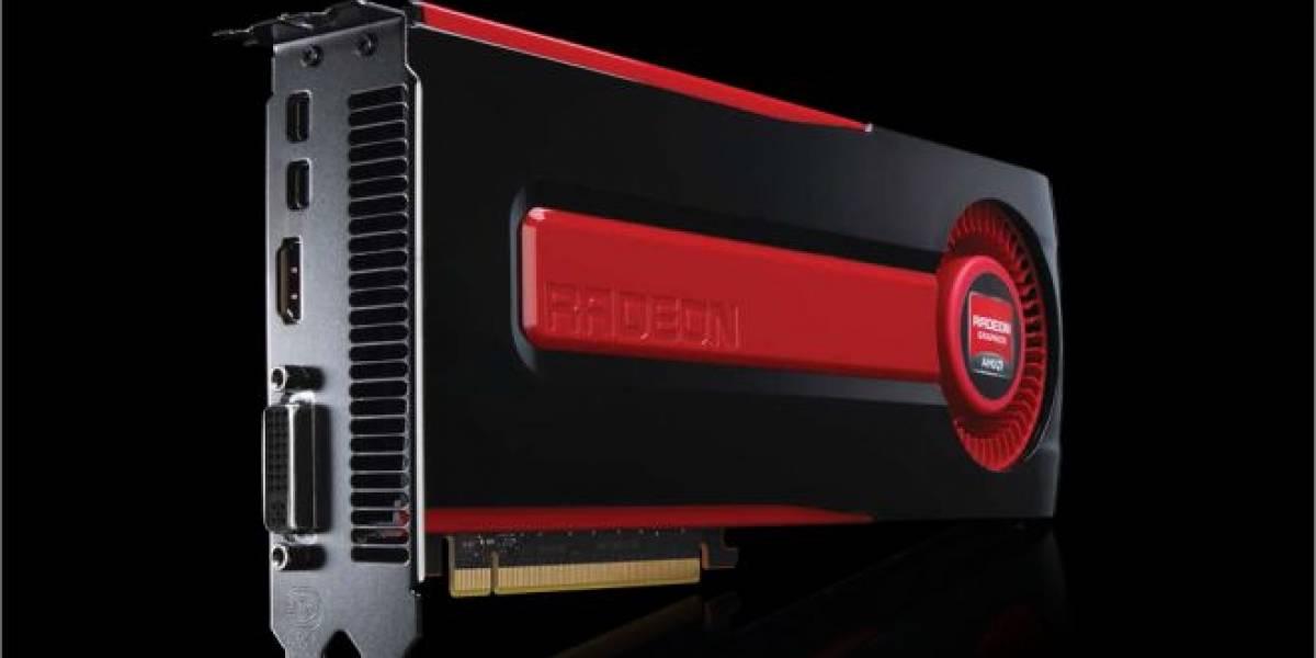 AMD Radeon HD ¿7950? al desnudo