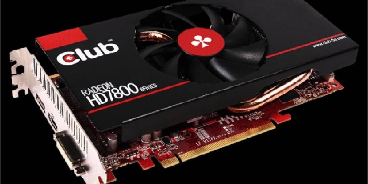 Club3D anuncia su nueva tarjeta de video Radeon HD 7850 1GB