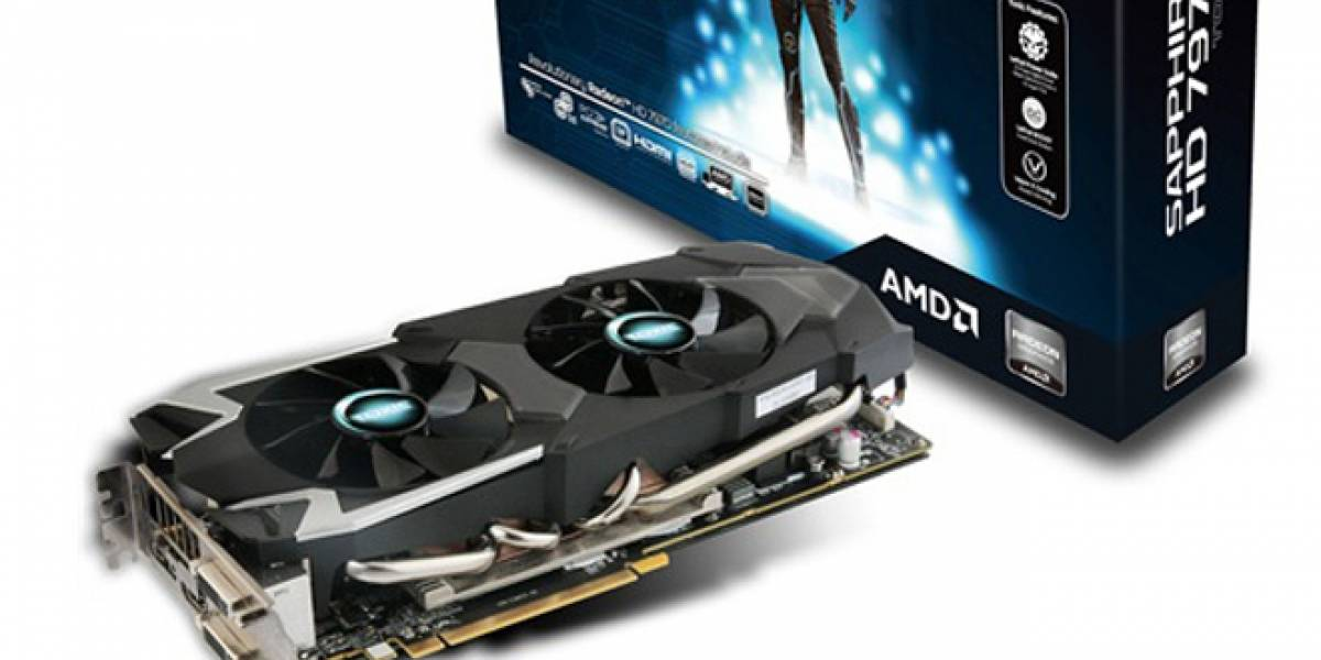 Aparece en el mercado la primera AMD Radeon HD 7970 GHz Edition, a USD$700