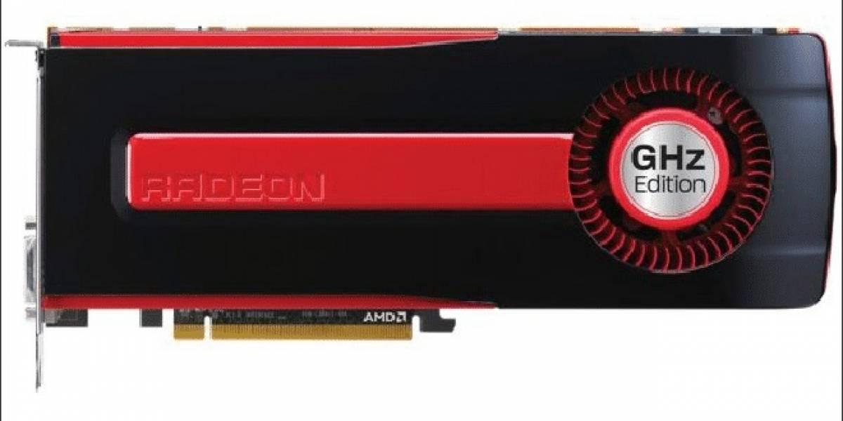 AMD lanza oficialmente su nuevo GPU Radeon HD 7970 GHz Edition