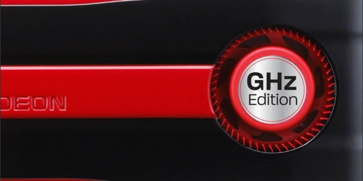 Simulando el rendimiento del GPU AMD Radeon HD 7970GHz Edition